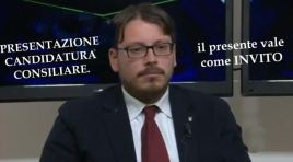 Cerro al Volturno: Paolone presenta la candidatura consiliare al fianco del sindaco Di Ianni.