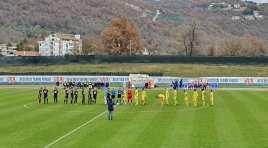 Serie D, girone F: il Vastogirardi fa 1-1 a Fiuggi. Kyeremateng realizza il decimo centro in campionato