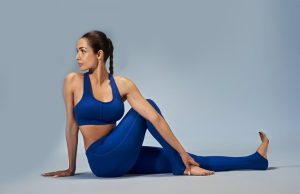Malaika Arora does this easy yoga to stretch sitting muscles: See