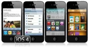 iPhone – Firmware 4.0