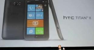 HTC TITAN II: annunciato il nuovo Windows Phone LTE