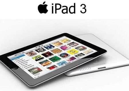 Presentazione del nuovo iPad3, pochi giorni ancora!
