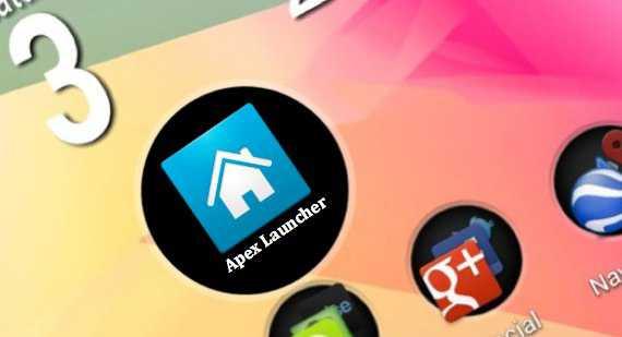 Apex Launcher si aggiorna : corretti alcuni bug e aggiunta qualche novità