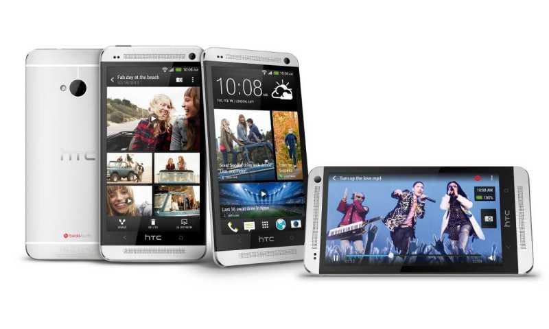 HTC One, in arrivo anche in azzurro e rosso