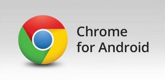 Google Chrome per Android si aggiorna alla versione 25