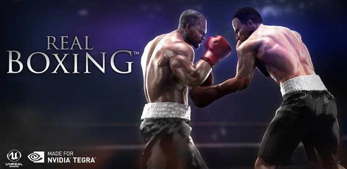 Real Boxing disponibile nel Play Store per i dispositivi Tegra 3