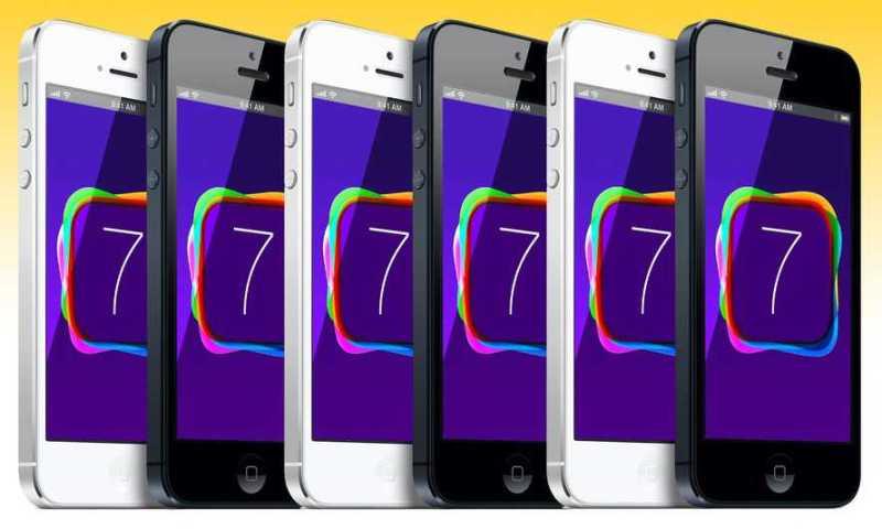 Apple presenta iOS 7. Tutto qui?