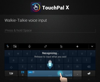 TouchPal X Keyboard gratis nel Play Store