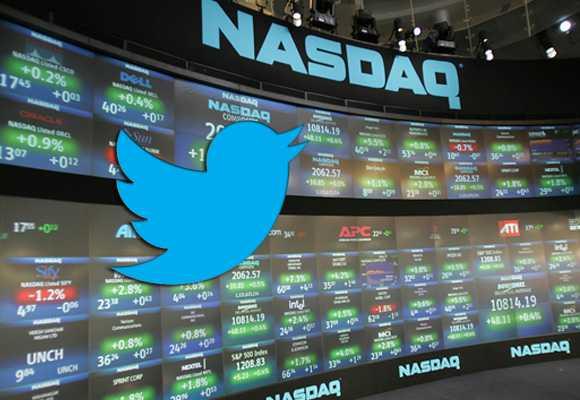Twitter annuncia la propria quotazione in borsa