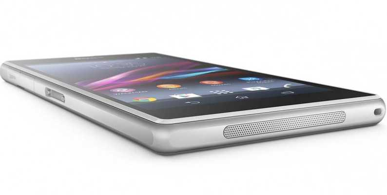Sony Xperia Z1: da domani in vendita in Germania
