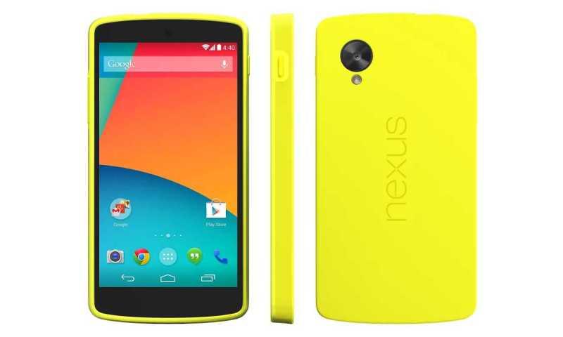 Nexus 5   Google rilascia il primo spot ufficiale!