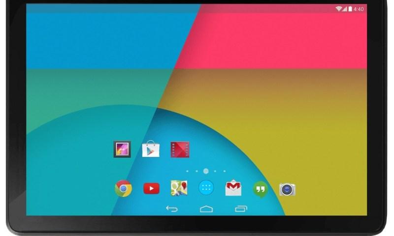 Nuovo Nexus 10 sul Play Store , rivela caratteristiche simili al Galaxy Note 10.1 2014 Edition