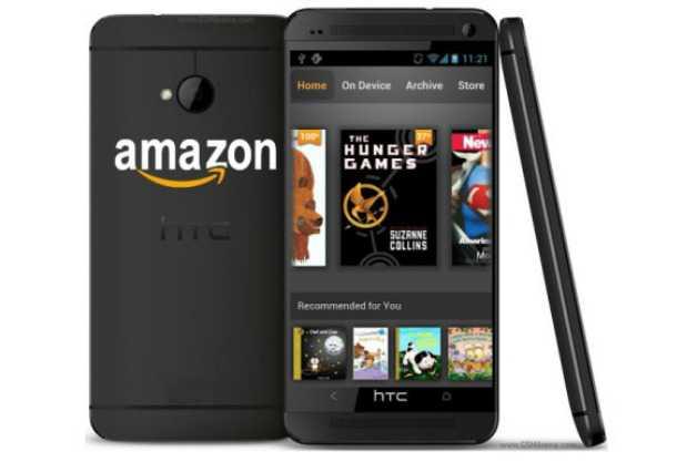 HTC e Amazon insieme per gli smartphone Kindle