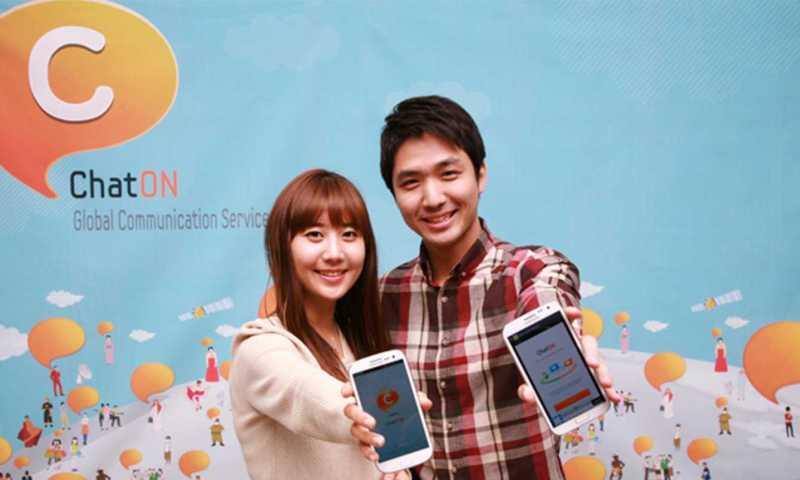 ChatON   Samsung aggiorna interfaccia grafica e funzionalità