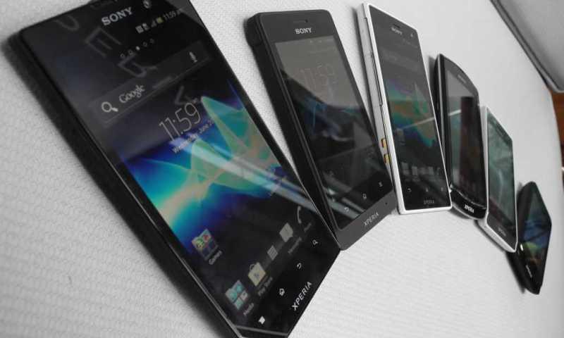 Sony: firmware update per Xperia Z1 e Xperia Z Ultra