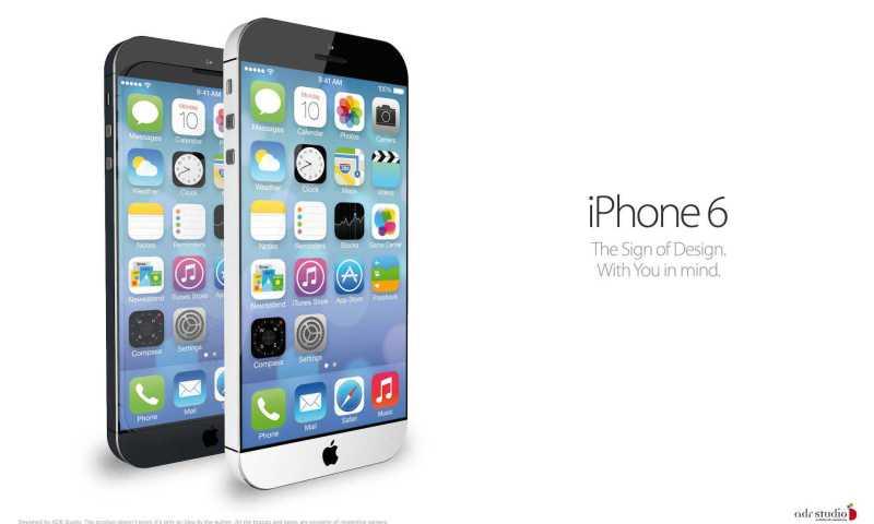 iPhone 6 con schermo da 4,9 pollici?