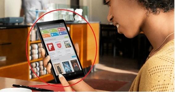 Nexus 8: questa una prima foto promo?