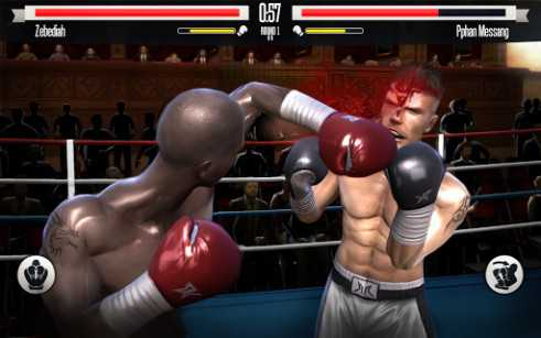 Recensione Real Boxing