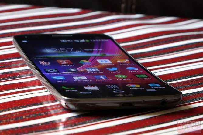 LG G Flex arriverà molto presto per i vettori americani