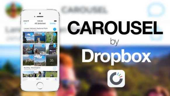 App del giorno  Carousel by Dropbox