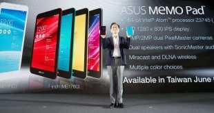 Computex 2014: ecco i tablet Android ASUS visti da vicino