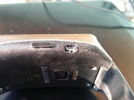 Primi problemi per il Samsung Gear Live!