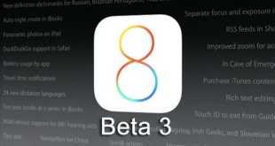Installare iOS Beta 3, guida e download