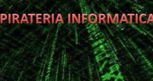 Pirateria Informatica: per il 60% degli italiani non è reato