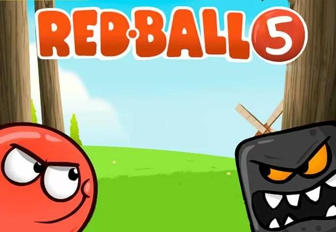 Gioca a Red Ball 5 tramite Poki