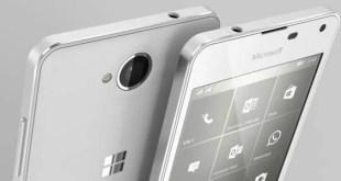 Microsoft Lumia 650 e 550: svelato il changelog dell'ultimo aggiornamento