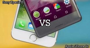Migliori smartphone – Sony Xperia X vs Apple iPhone 6s: confronto con foto!