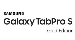 Samsung Galaxy TabPro S: Gold Edition con 8GB di RAM e 256GB di SSD
