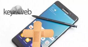 Samsung Galaxy Note 7R, ecco il nuovo Note 7 Ricondizionato