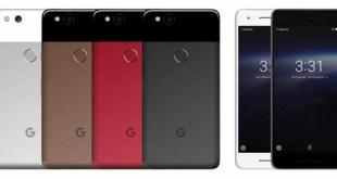 Google Pixel 2 con Android 8.0.1 e Snapdragon 835 alla FCC