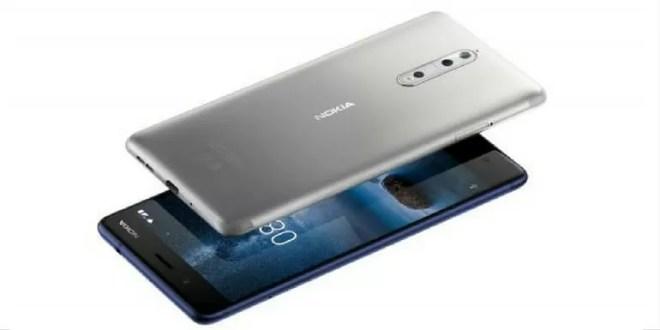 Nokia 8 Sirocco viene buttato nel dimenticatoio a meno di un anno dall'uscita