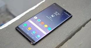 Samsung Galaxy Note 8, sbarca in Italia l'aggiornamento di sicurezza