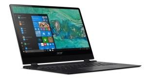 CES 2018, Acer presenta il nuovo Swift 7, l'ultrabook più sottile al mondo