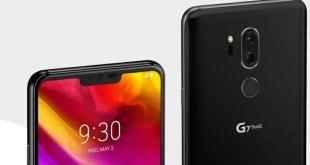 LG G7 si porta avanti con il nuovo aggiornamento implementando la modalità di registrazione 4K 60FPS