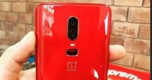 OnePlus 6, in arrivo il 2 luglio la fiammante colorazione rossa