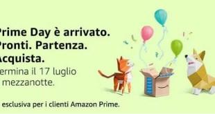 Amazon Prime Day, le offerte del'ultima ora