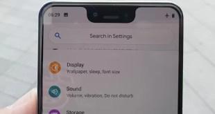 Google Pixel 3 XL, specifiche tecniche ufficiali da una recensione russa