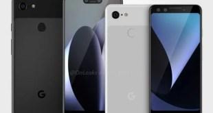 Google Pixel 3 potrebbe essere presentato il 4 ottobre