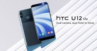 HTC presenta HTC U12 Life, fascia media da 350 euro