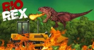RIO REX, il nuovo gioco a livelli di Poki