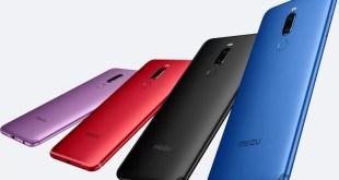 Meizu Note 8 presentato ufficialmente con Snapdragon 632
