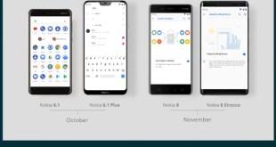 HMD Global conferma che 4 modelli Nokia avranno presto Android 9 Pie