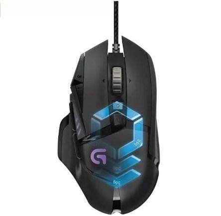 Mouse gaming modello Logitech G502
