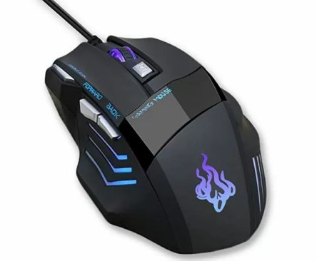 Mouse Gaming modello QueenDer