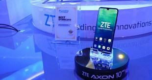 ZTE Axon 10 PRO si aggiornerà allo zoom ibrido 20x via firmware