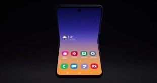 Galaxy Z Flip: niente sensore sotto al display